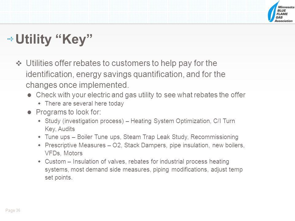 Utility Key