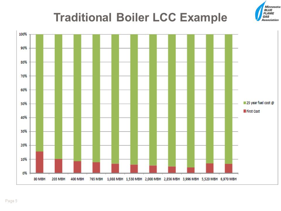 Traditional Boiler LCC Example