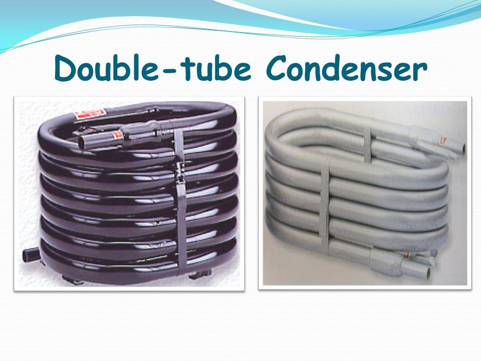 Double-tube Condenser