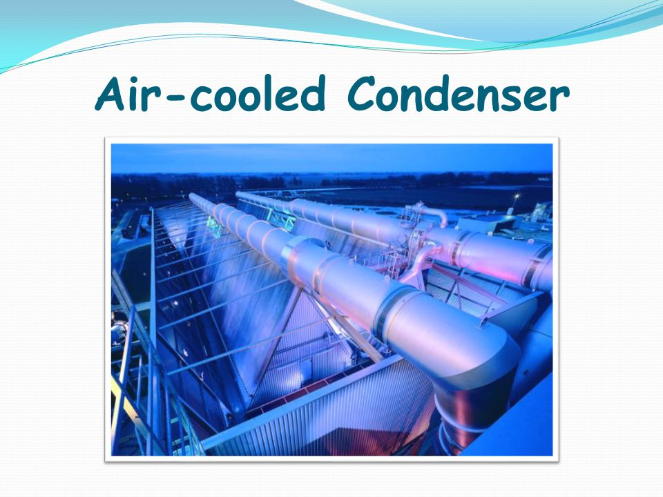 Air-cooled Condenser