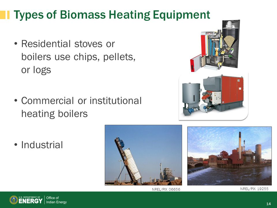 Types of Biomass Heating Equipment
