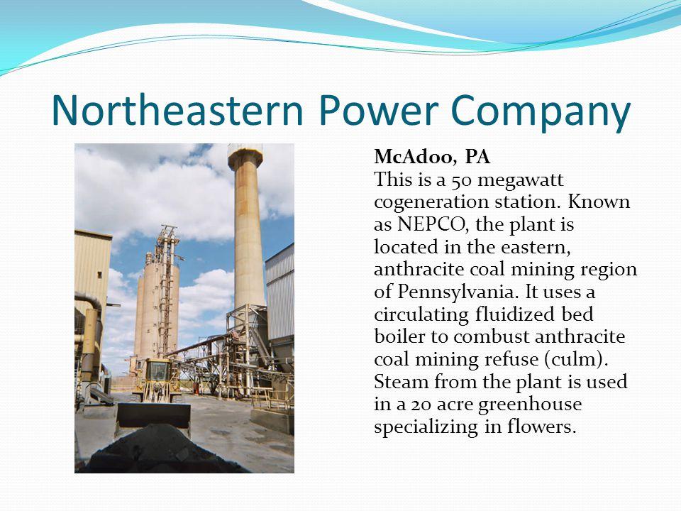 Northeastern Power Company