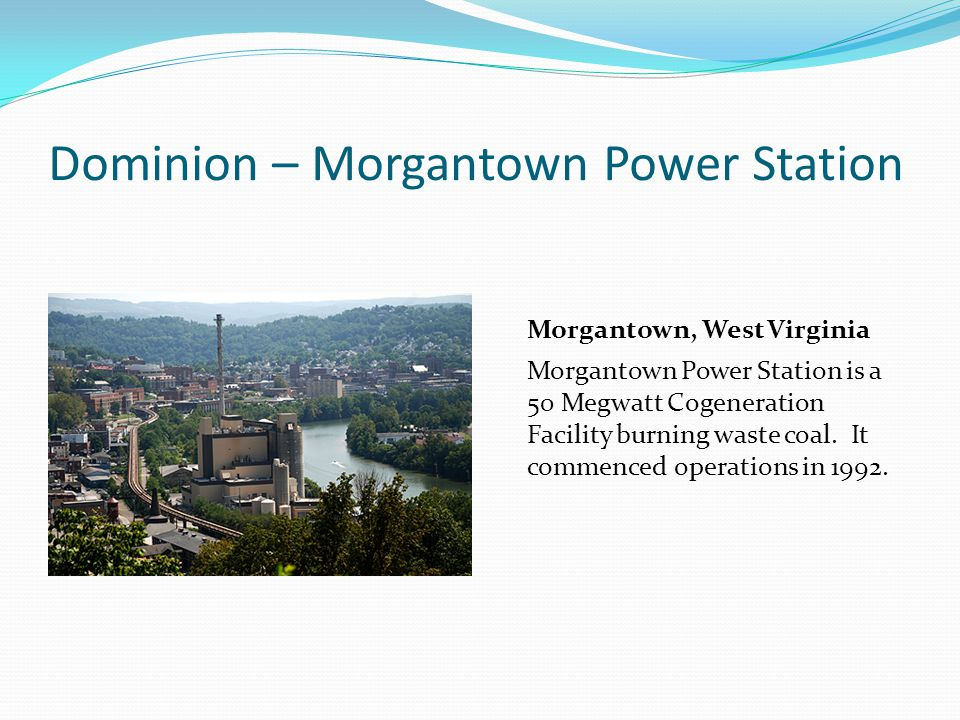 Dominion – Morgantown Power Station