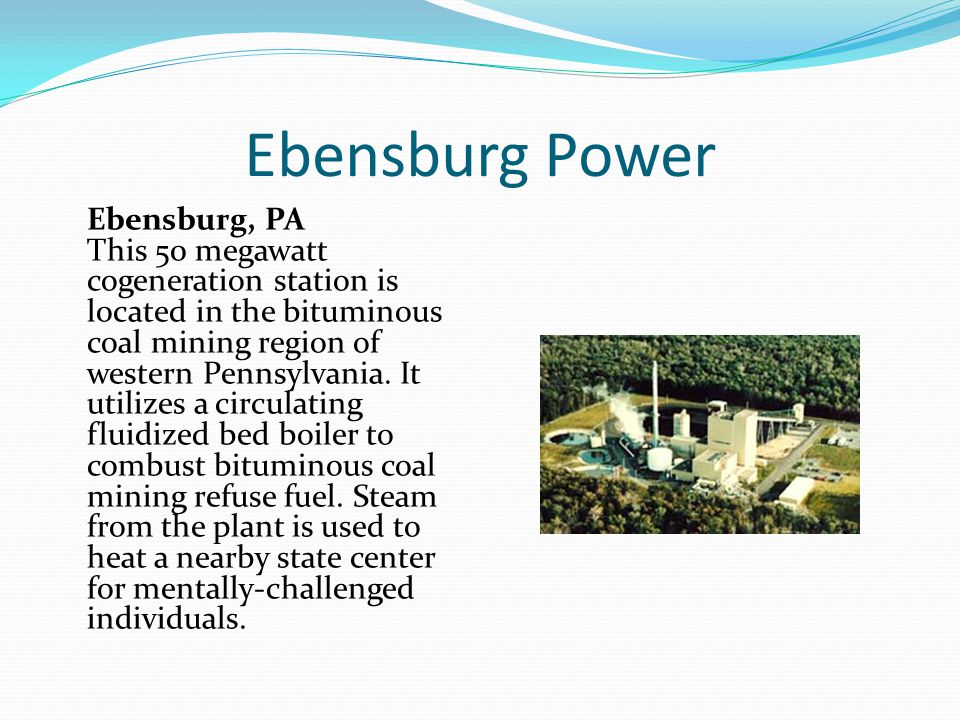 Ebensburg Power