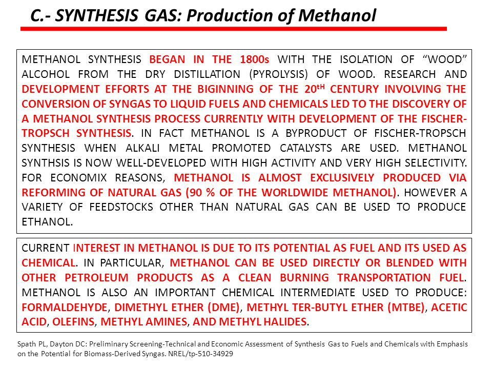 methanol economy 1480 s tibdewal et al: hydrogen economy vs methanol with these large number of uses and advantages, methanol is now under consideration for being a substitute for fossil fuels.