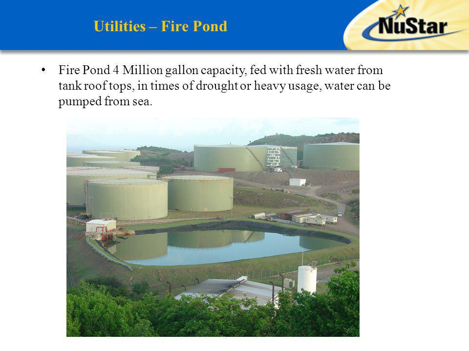 Utilities – Fire Pond