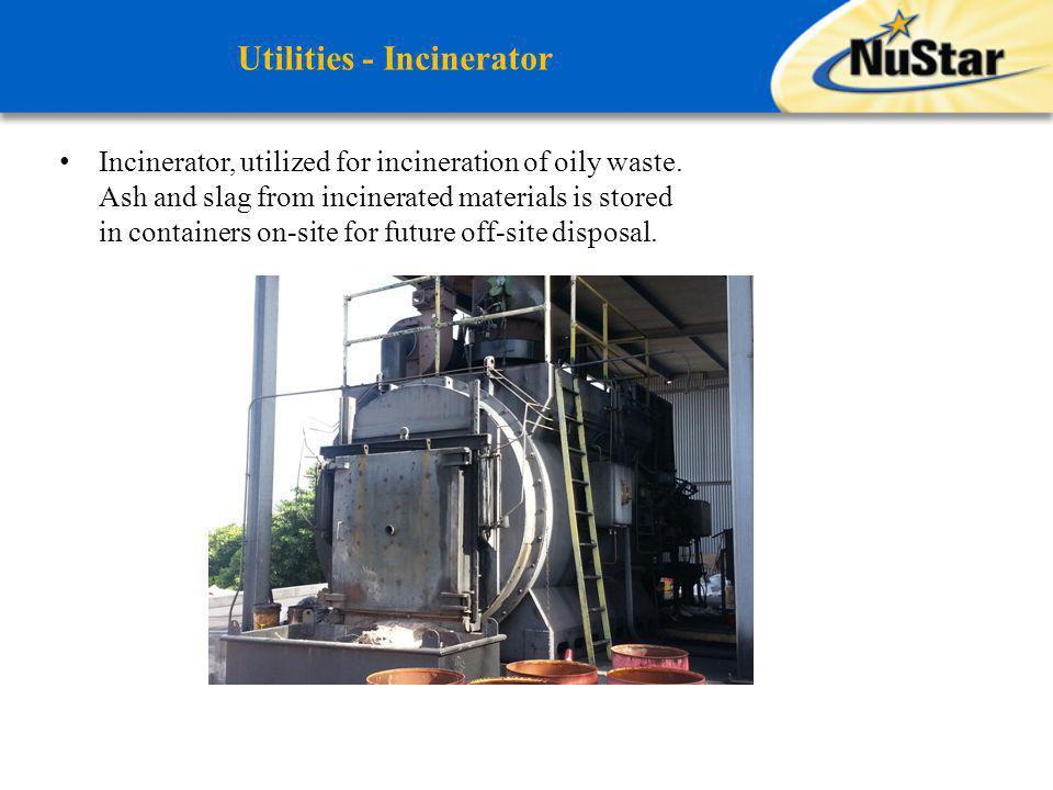 Utilities - Incinerator
