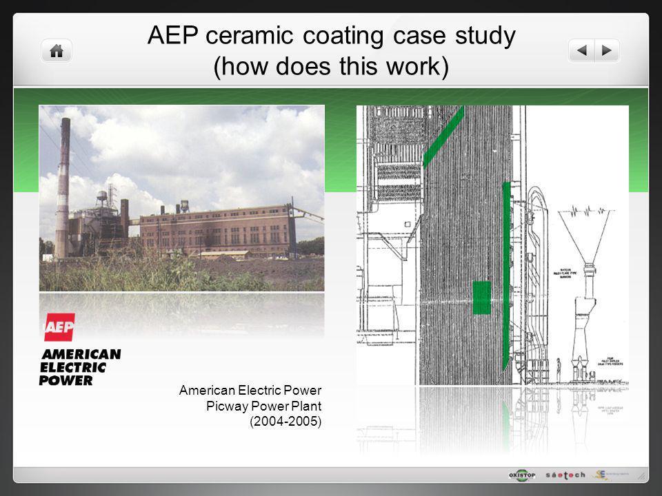AEP ceramic coating case study