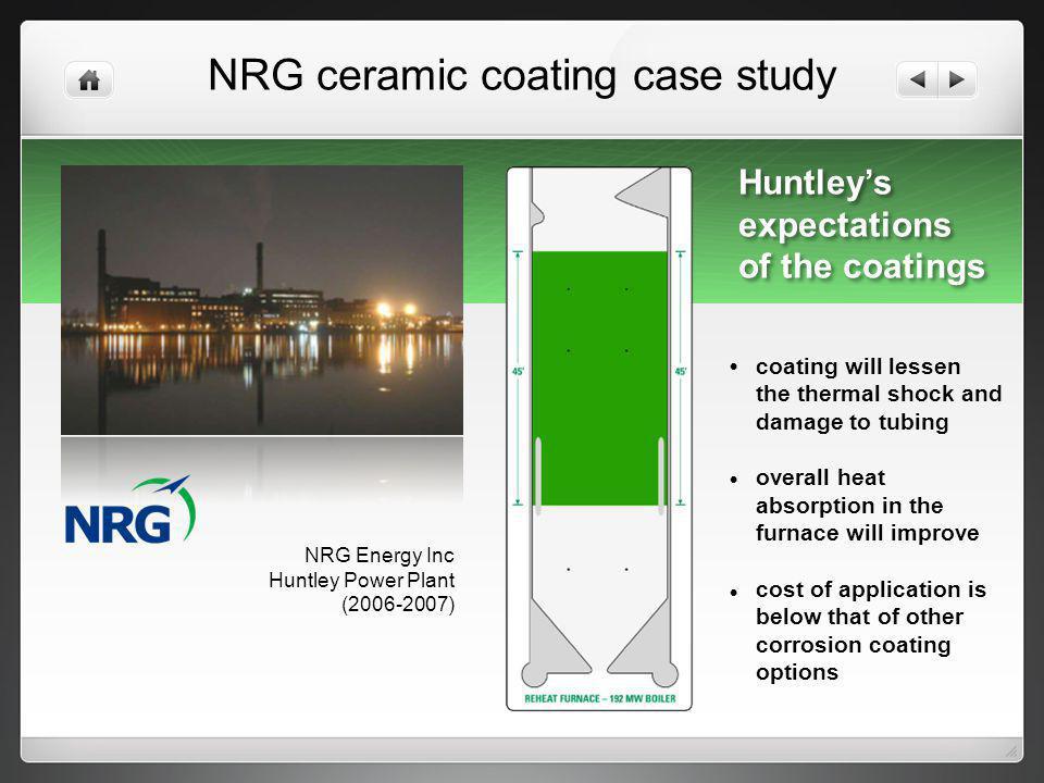 NRG ceramic coating case study