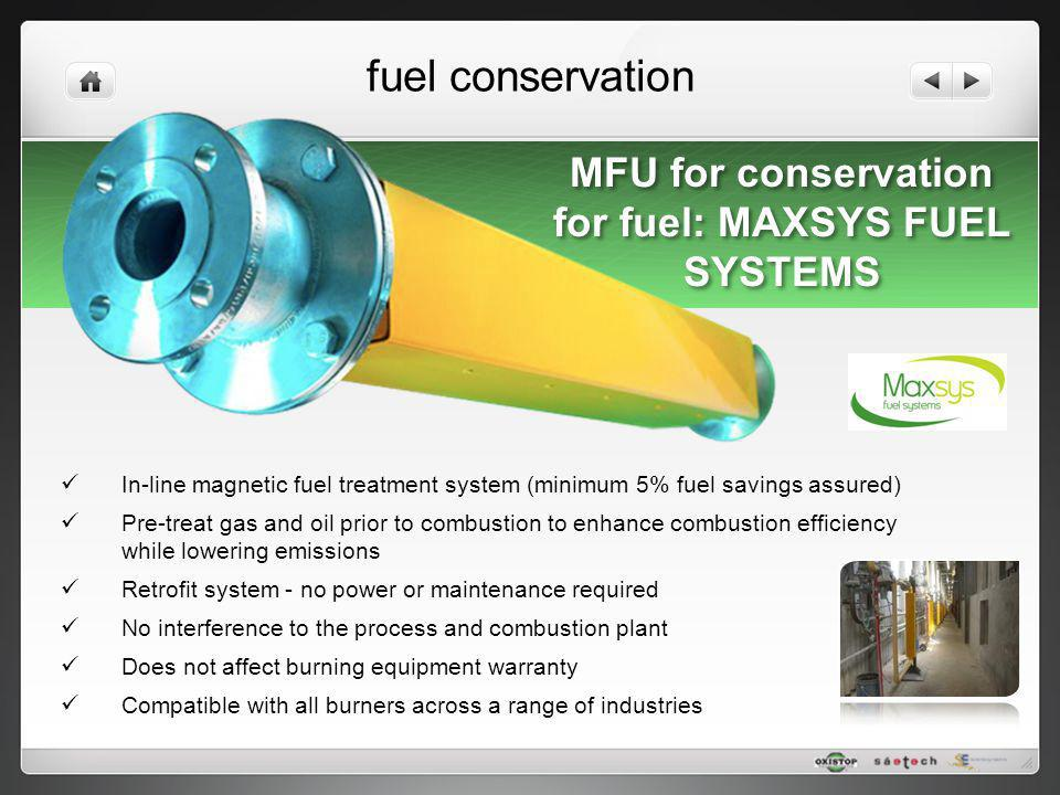 for fuel: MAXSYS FUEL SYSTEMS