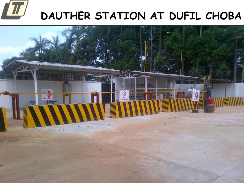 DAUTHER STATION AT DUFIL CHOBA