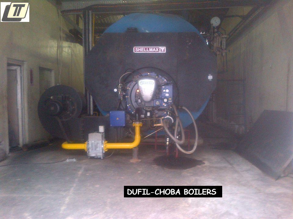 DUFIL-CHOBA BOILERS