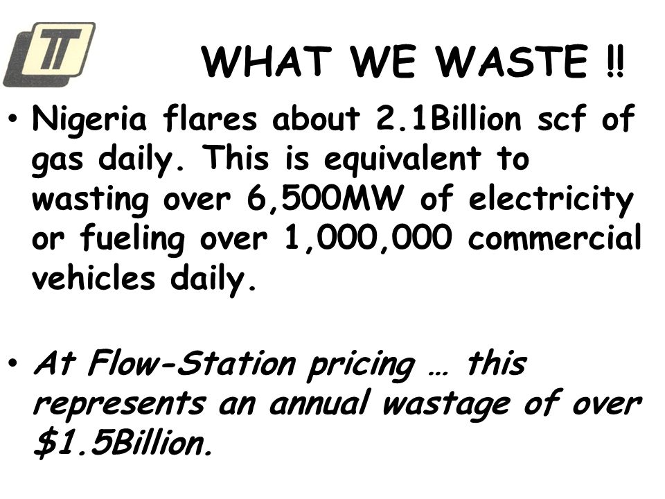 WHAT WE WASTE !!