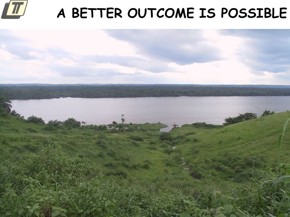 A BETTER OUTCOME IS POSSIBLE