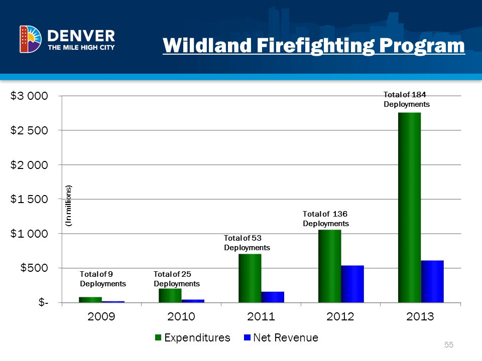 Wildland Firefighting Program