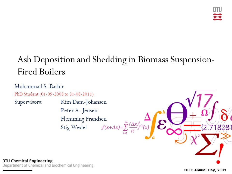 Ash Deposition and Shedding in Biomass Suspension-Fired Boilers