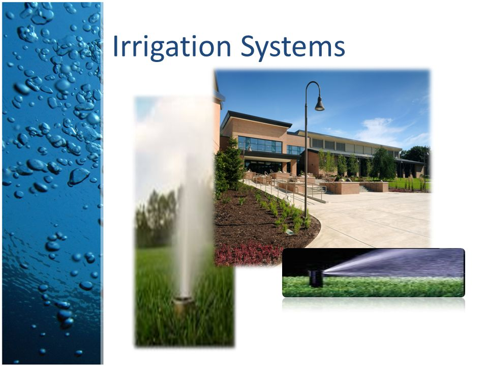 Irrigation Systems