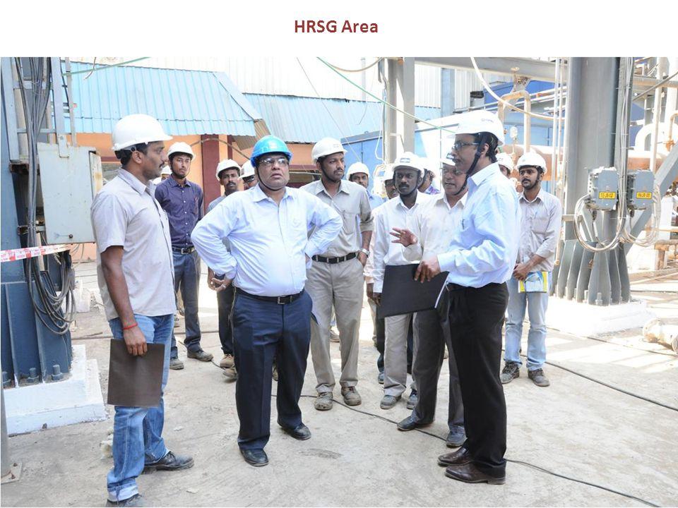 HRSG Area