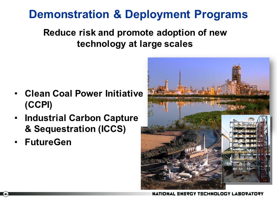 Demonstration & Deployment Programs