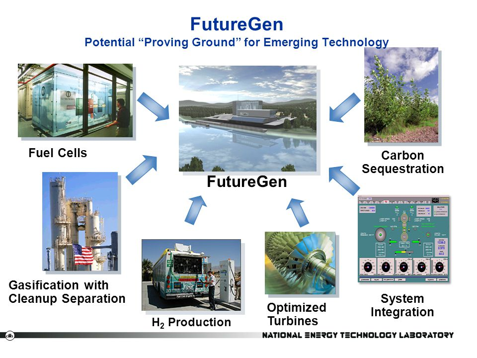 FutureGen Potential Proving Ground for Emerging Technology