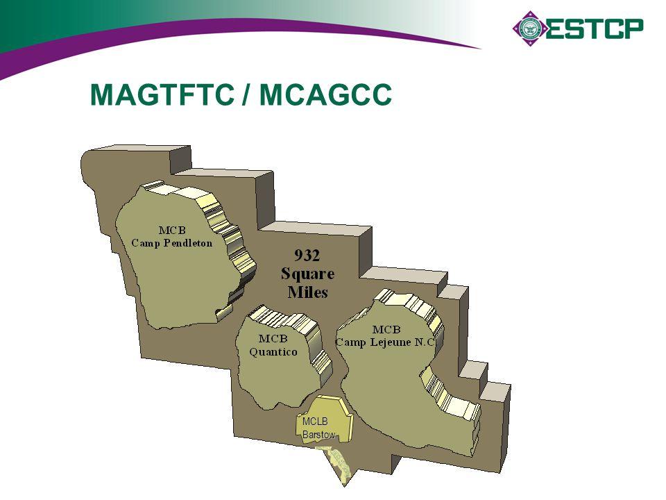MAGTFTC / MCAGCC MCLB Barstow
