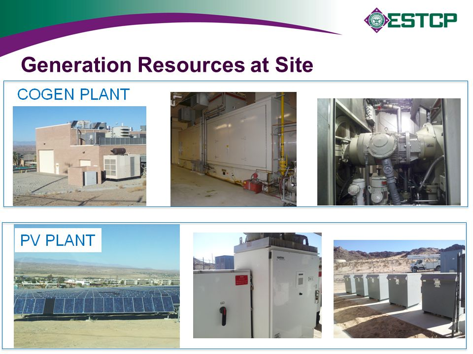Generation Resources at Site
