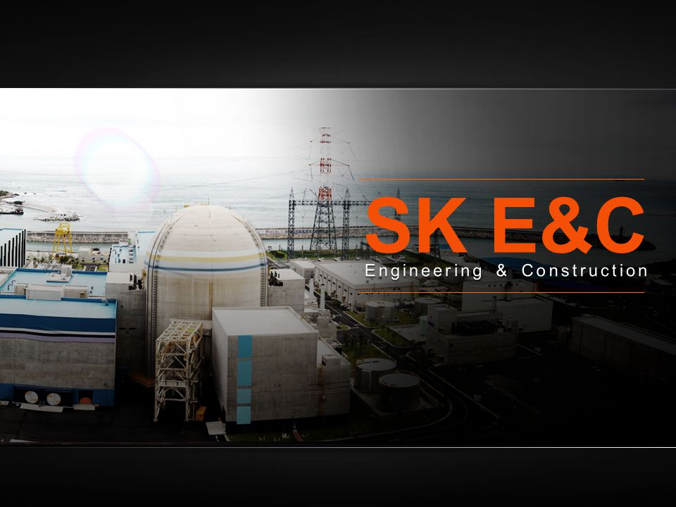 SK E&C Engineering & Construction