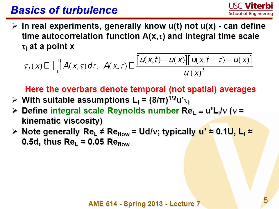 Basics of turbulence