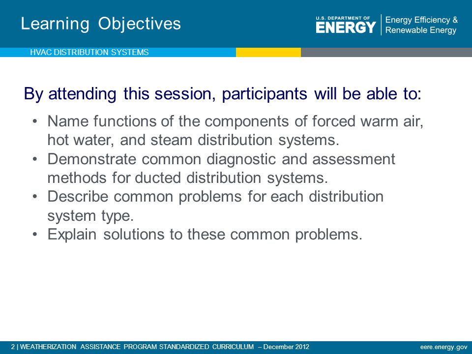 By attending this session, participants will be able to: