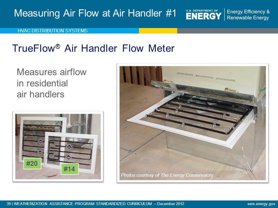 TrueFlow® Air Handler Flow Meter