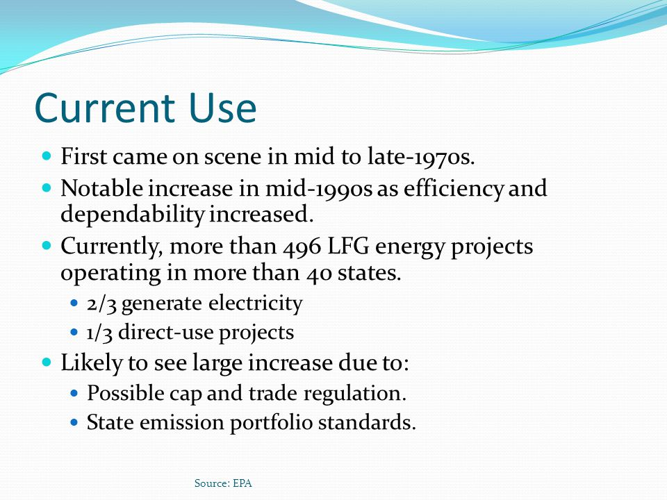 Current Use First came on scene in mid to late-1970s.