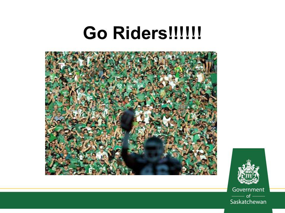 Go Riders!!!!!!