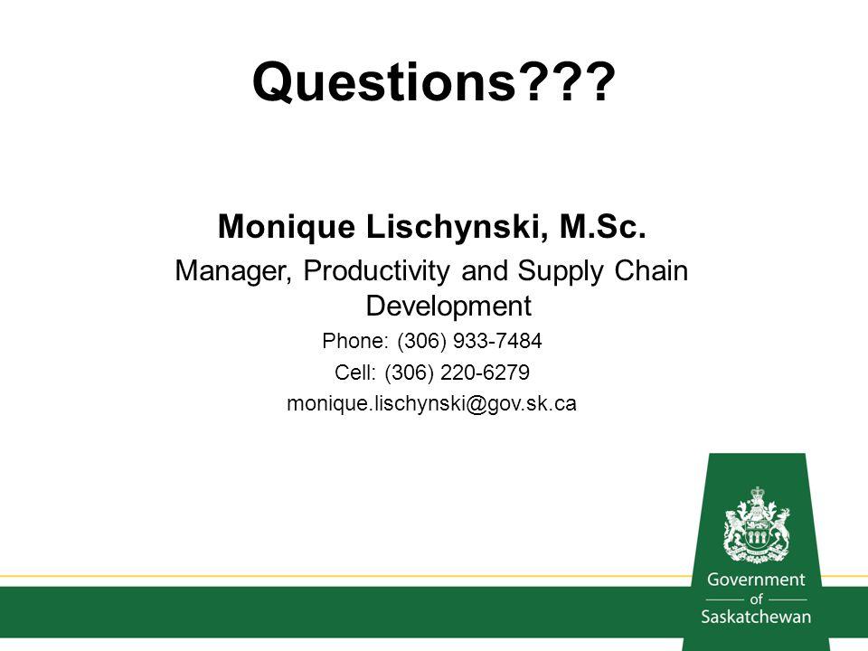Monique Lischynski, M.Sc.