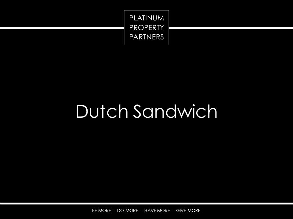 Dutch Sandwich