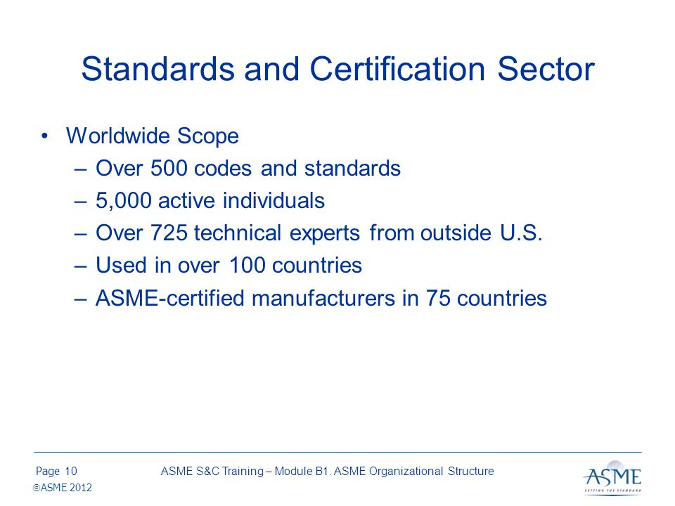 Council on Standards and Certification