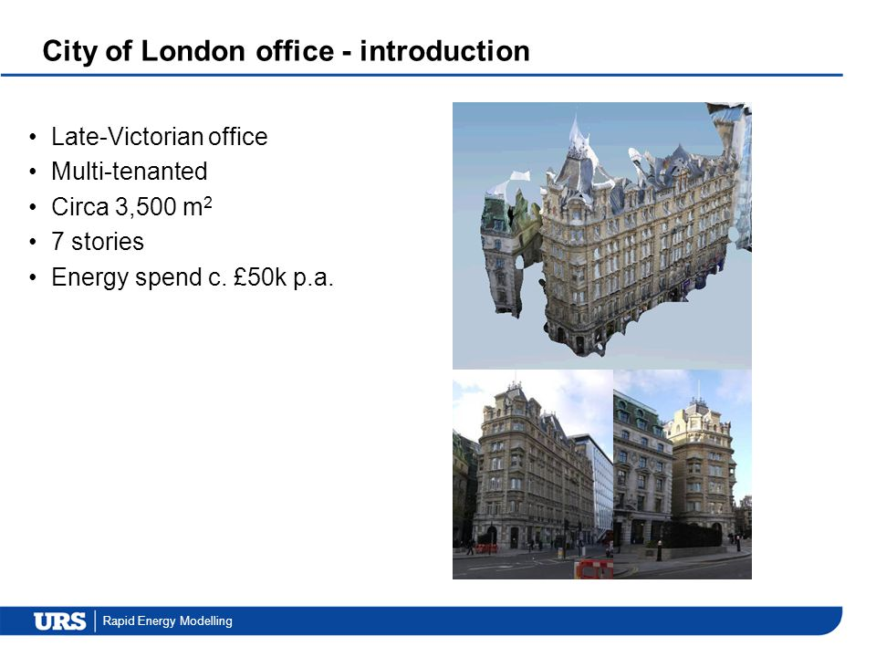 City of London office - introduction