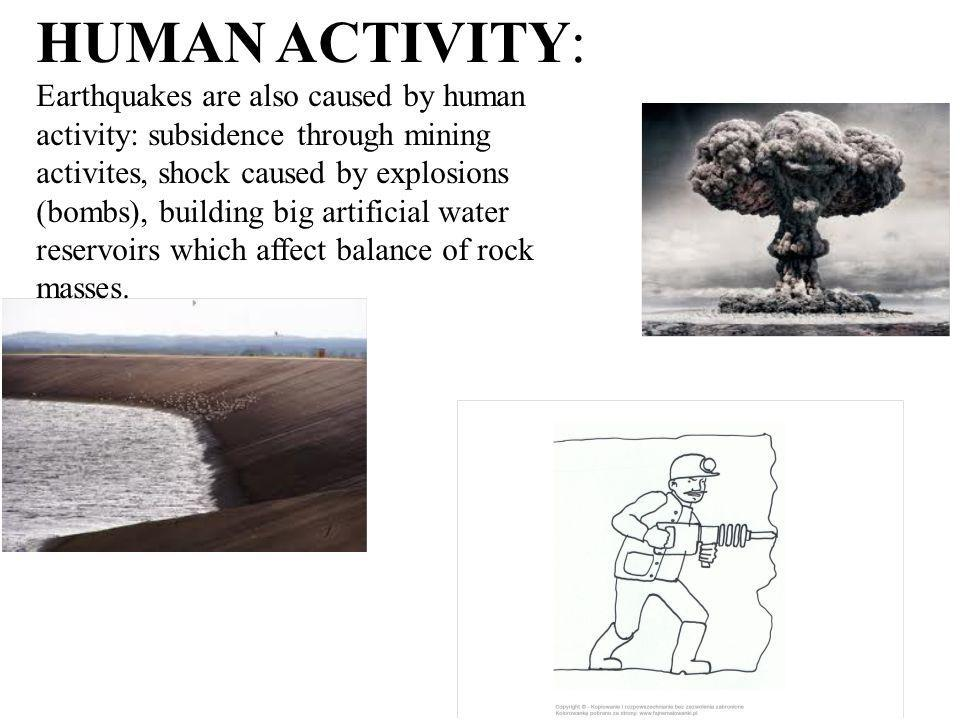 HUMAN ACTIVITY: