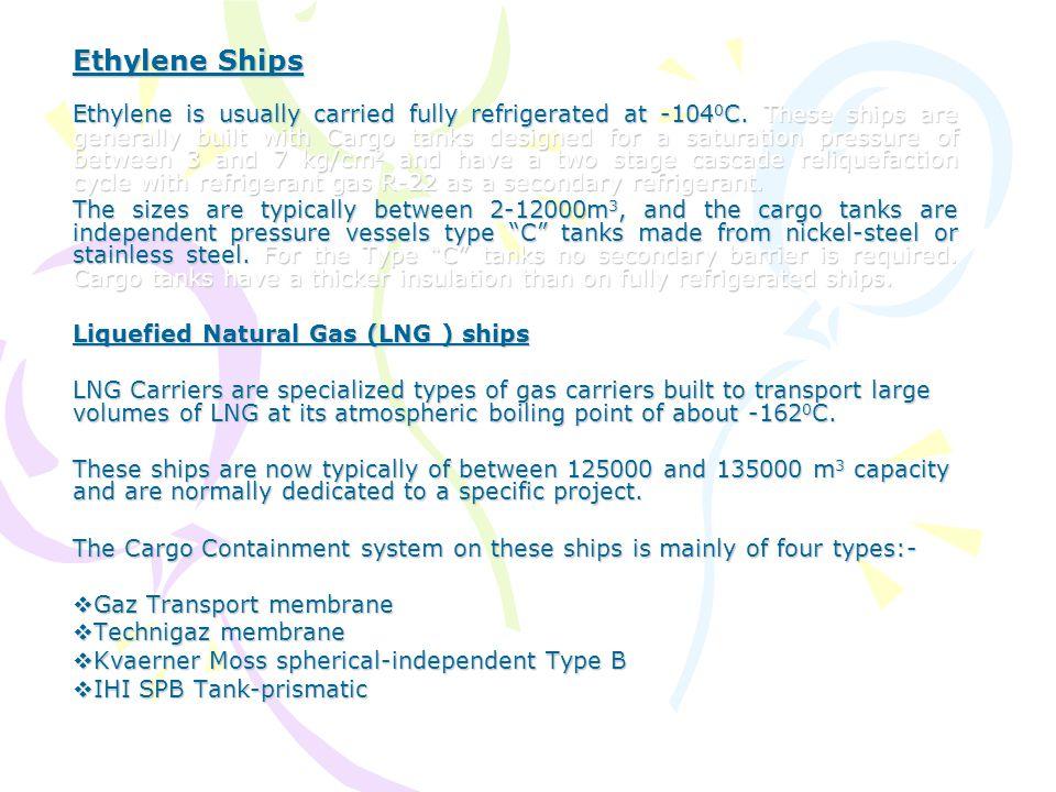 Ethylene Ships