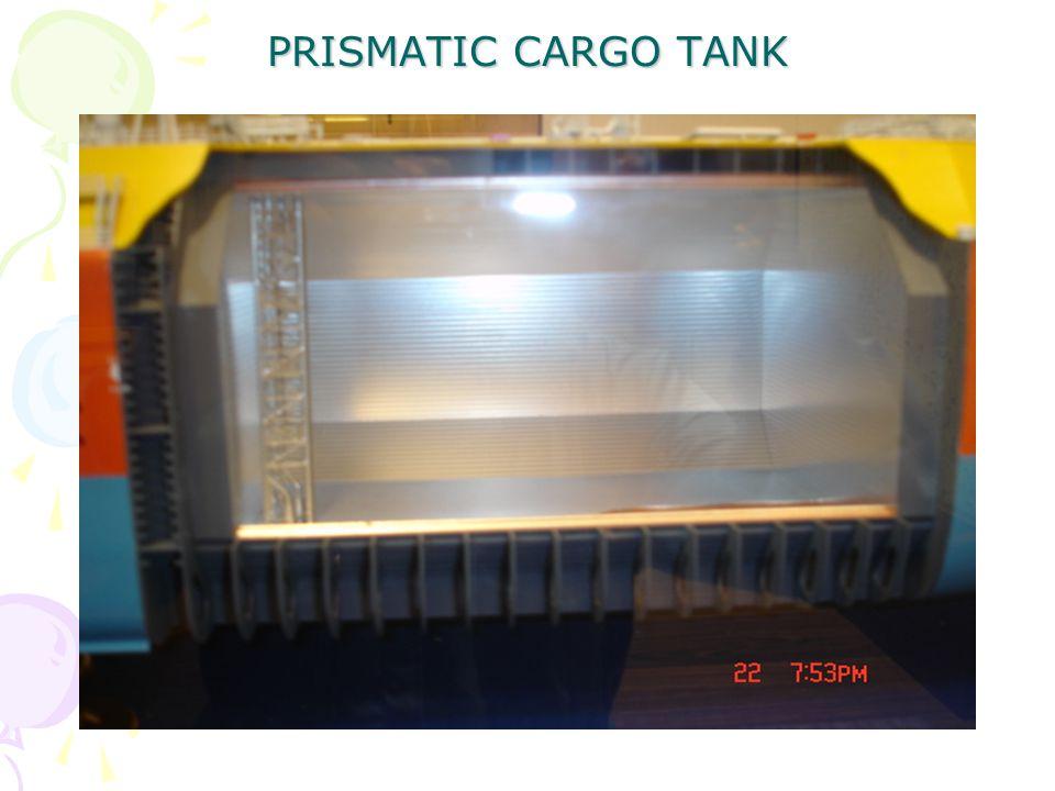 PRISMATIC CARGO TANK