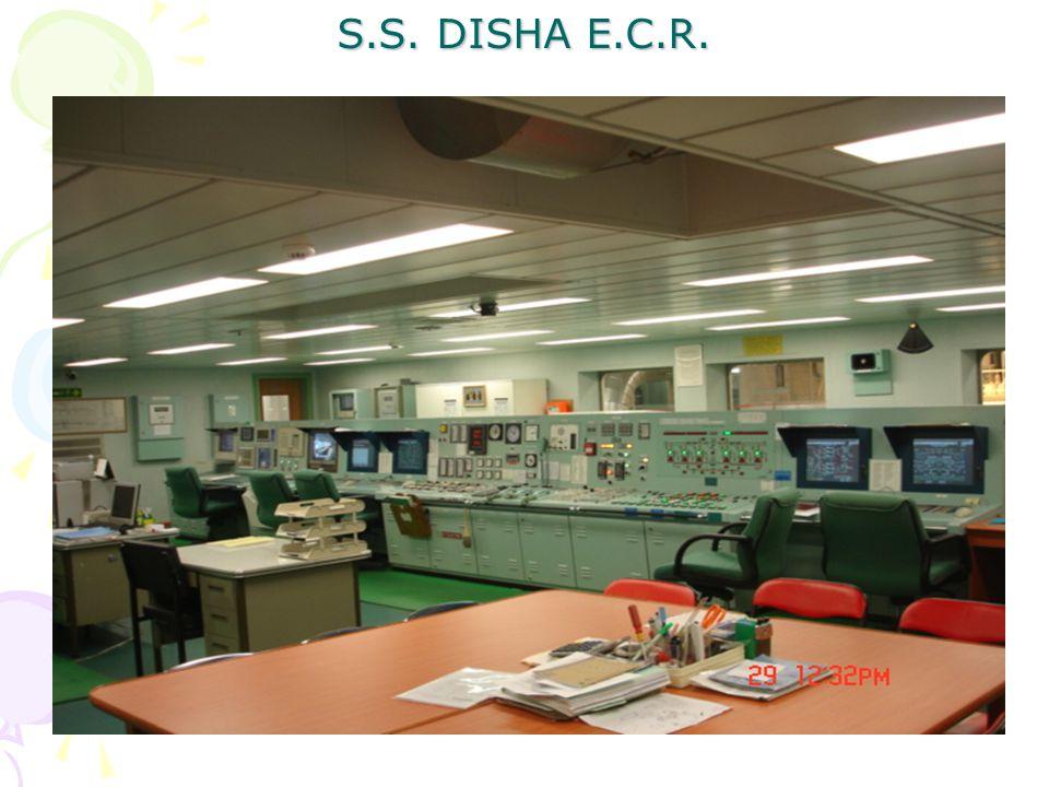 S.S. DISHA E.C.R.