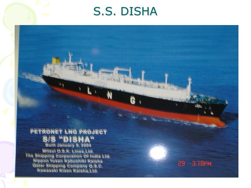 S.S. DISHA