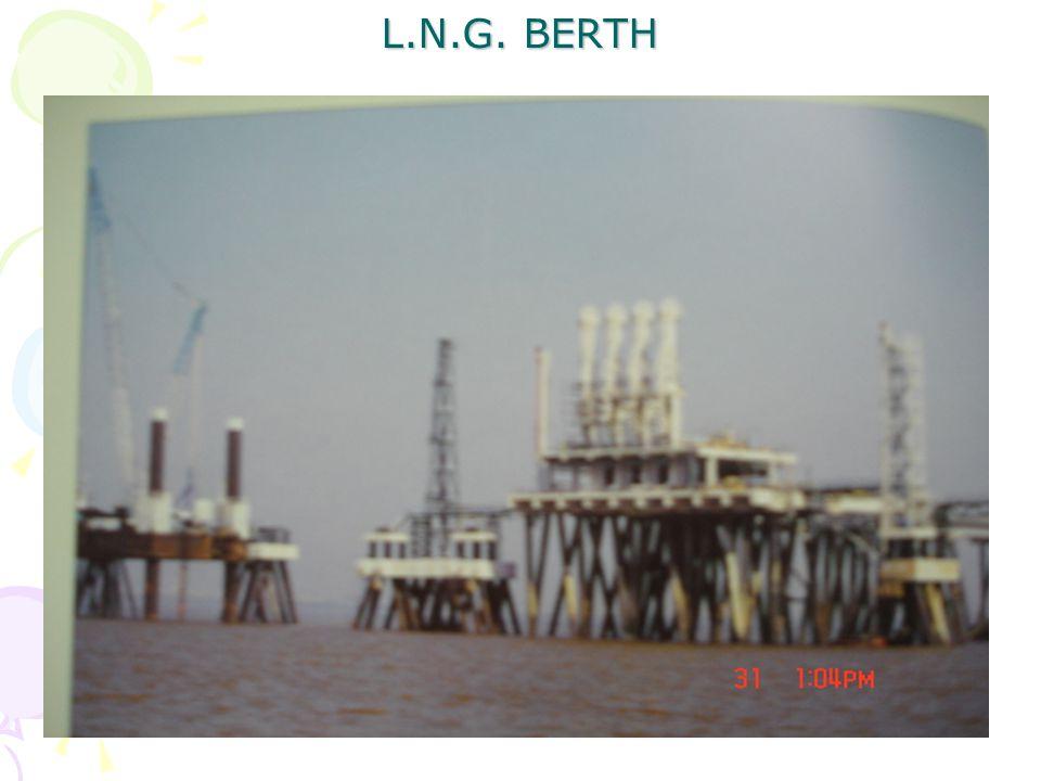L.N.G. BERTH