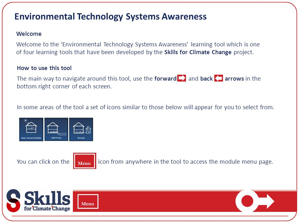 Environmental Technology Systems Awareness