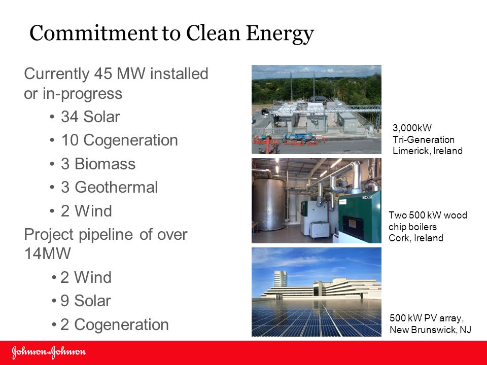 Commitment to Clean Energy