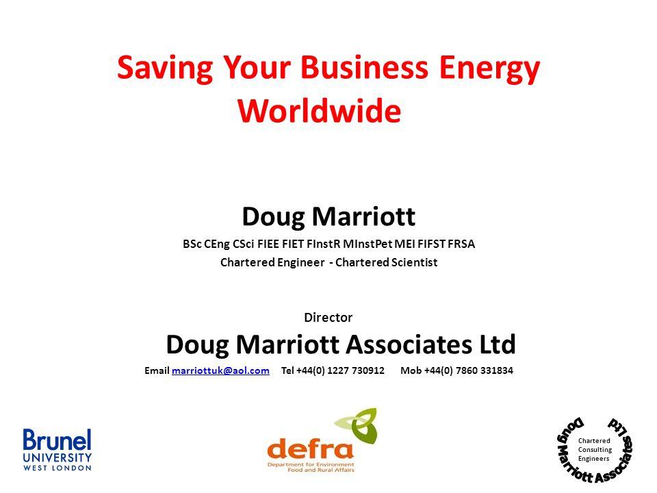 Saving Your Business Energy Worldwide