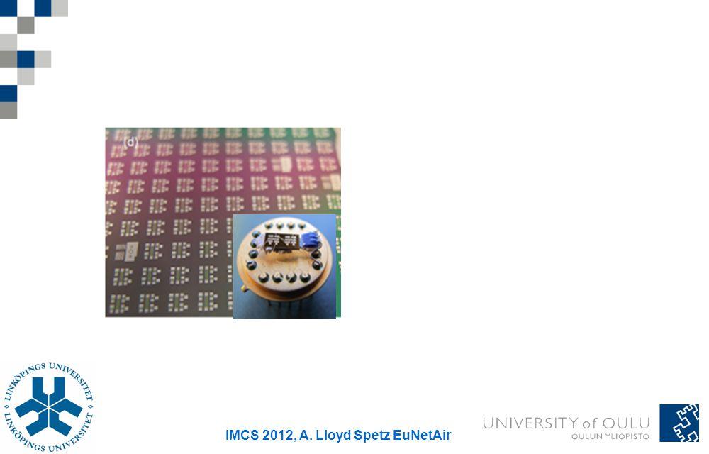 IMCS 2012, A. Lloyd Spetz EuNetAir