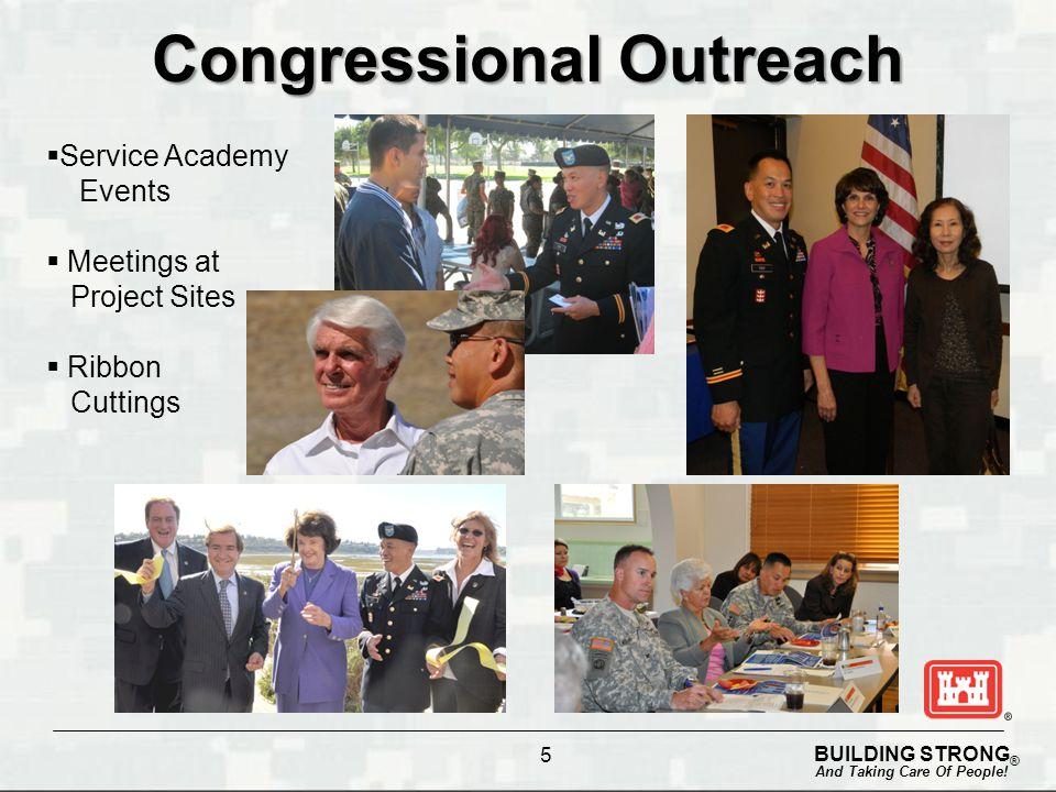 Congressional Outreach