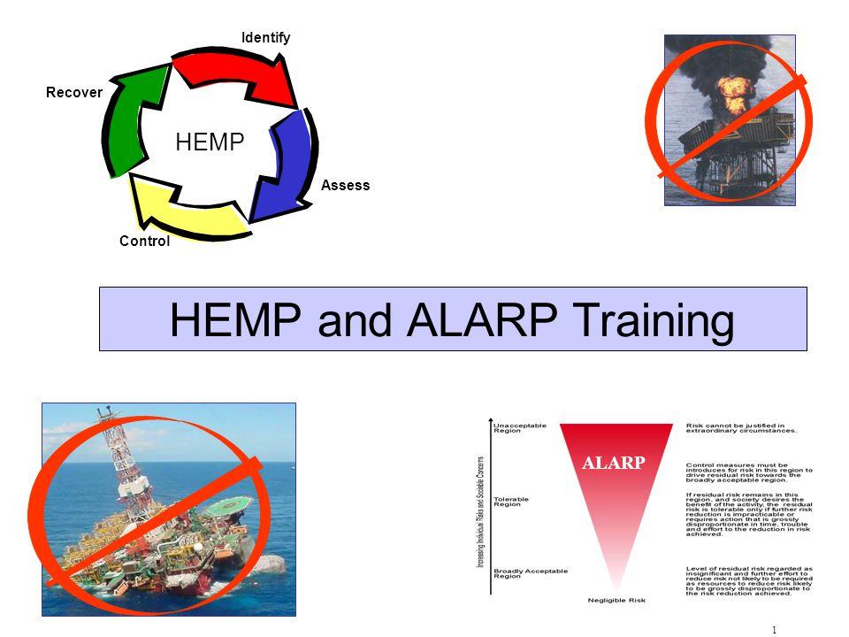HEMP and ALARP Training