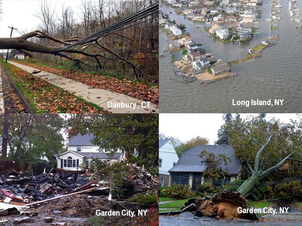 Long Island, NY Danbury , CT Garden City, NY Garden City, NY