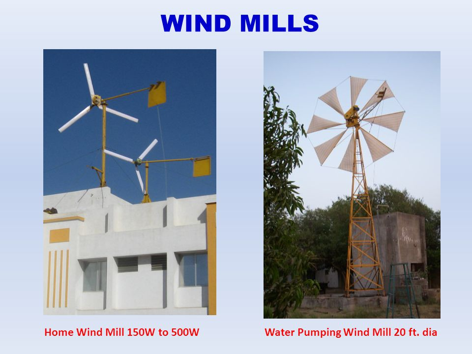 WIND MILLS Home Wind Mill 150W to 500W